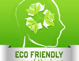 "Nro 11 kilpailuun Design a Badge for ""Eco friendly way of thinking"" käyttäjältä vw7993624vw"