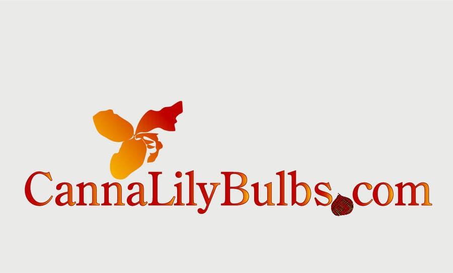 Konkurrenceindlæg #34 for Design a Logo for CannaLilyBulbs.com