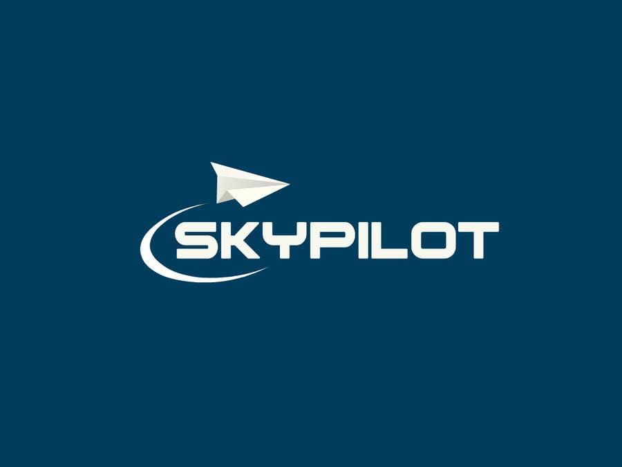 Kilpailutyö #44 kilpailussa Design a brand name and logo for an autopilot