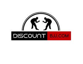 #11 for Design a Logo for Discount BJJ.com af kuwaharajt
