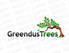#17 for Design a Logo for GreendusTrees by chapter19vw