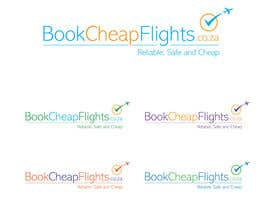 #37 for Design a Logo for bookcheapflilghts.co.za af mitchellmorgan