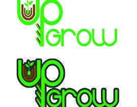 #18 cho design a logo for UPGrow bởi jeffcurlew