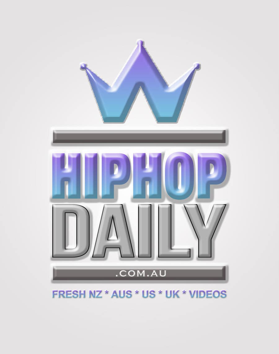 #18 for Design a Logo for Hip Hop Daily by cihanjuang80