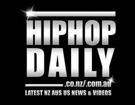 #70 para Design a Logo for Hip Hop Daily por arteastik