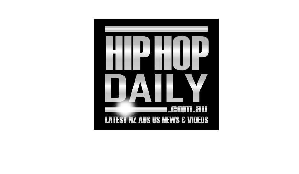 #47 for Design a Logo for Hip Hop Daily by LucianCreative