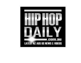 #47 untuk Design a Logo for Hip Hop Daily oleh LucianCreative