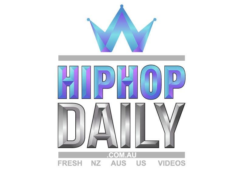 #2 for Design a Logo for Hip Hop Daily by reynoldsalceda