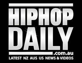 #40 para Design a Logo for Hip Hop Daily por reynoldsalceda