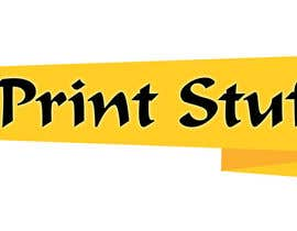 #49 cho Simple Logo for i Print Stuff bởi drtdhananjaya
