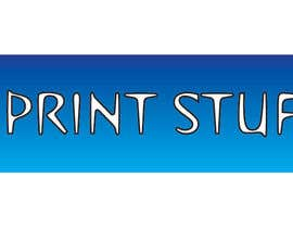 #46 cho Simple Logo for i Print Stuff bởi apu25g
