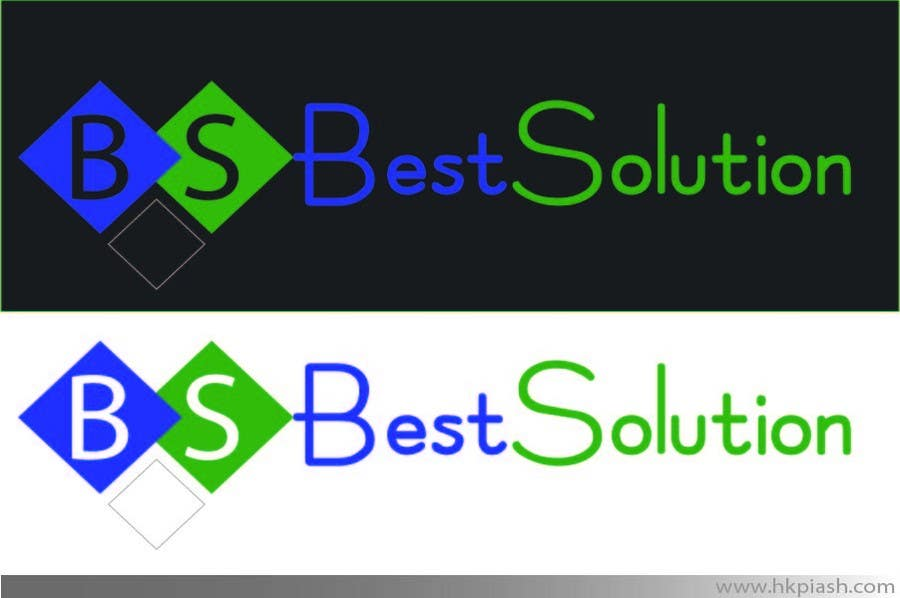 Kilpailutyö #16 kilpailussa Logo Design for www.BestSolution.no