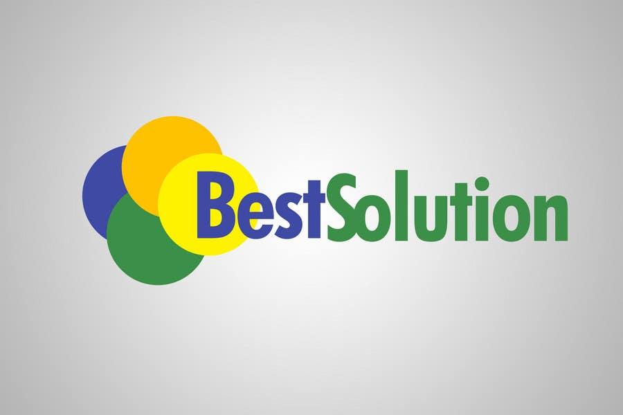 Kilpailutyö #10 kilpailussa Logo Design for www.BestSolution.no