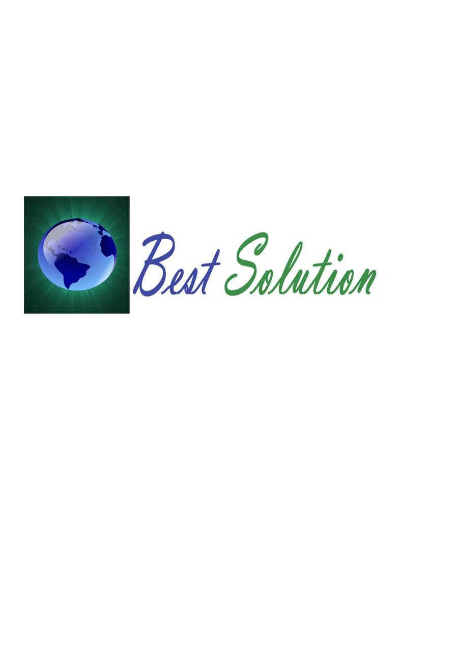 Kilpailutyö #213 kilpailussa Logo Design for www.BestSolution.no