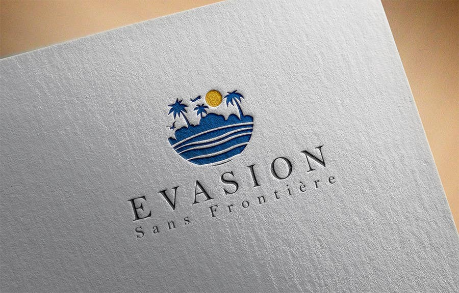 Penyertaan Peraduan #162 untuk Design a Logo for a Travel Agency & Tour Operator