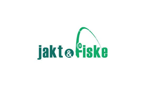 Inscrição nº 74 do Concurso para Design a Logo for jakt-fiske.no