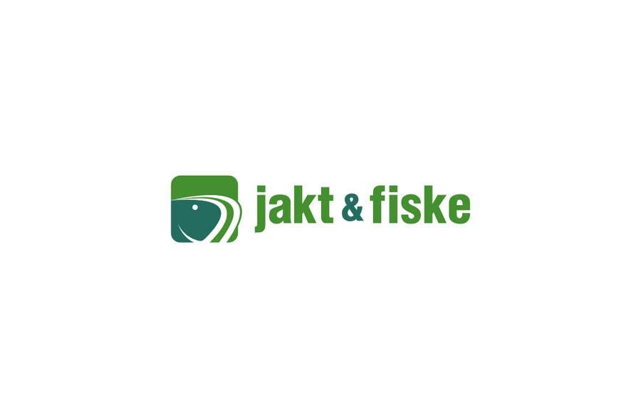 Inscrição nº 39 do Concurso para Design a Logo for jakt-fiske.no