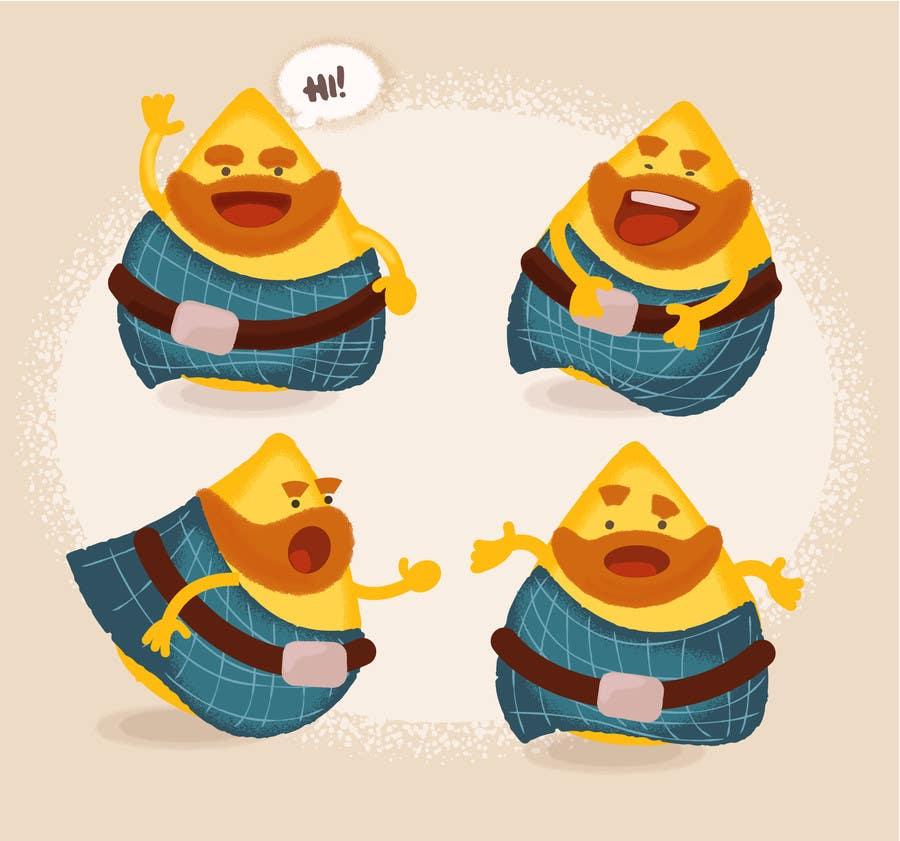Bài tham dự cuộc thi #65 cho Design the main character image for a childrens ebook