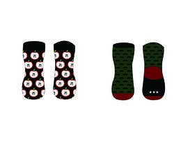 #20 untuk Sock Designs! Best 2 Designs (1 Male, 1 Female) Wins! oleh vica0309