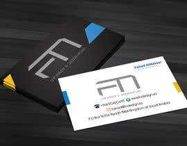 #34 for Design some Business Cards for an interior design firm af mahiweb123