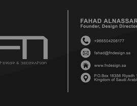 azure7 tarafından Design some Business Cards for an interior design firm için no 49