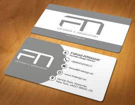 #1 for Design some Business Cards for an interior design firm af akhi1sl