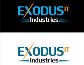 #27 para Design a Logo for Exodus Industries por enamulislamkhan