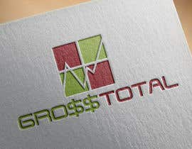 "#68 cho Design a Logo for ""Gro$$ Total"" bởi screenprintart"