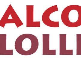 #4 for Design a Logo for 'Alcolollies' a brand of alcoholic lollies. af rlrcbprog