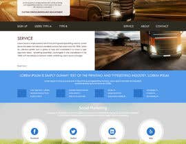 #1 for Transportation Website Design by addydesignbegins