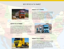 #10 for Transportation Website Design by andreybalbekov