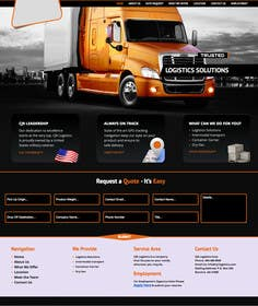 #16 for Transportation Website Design af Nihadricci