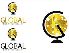 #26 untuk Design a Logo for Global Distribution Networks (GDN) oleh hubbak
