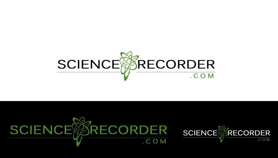 Bài tham dự cuộc thi #118 cho Design a Logo for ScienceRecorder.com