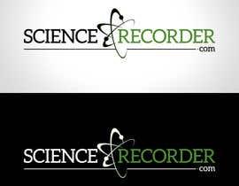 #50 untuk Design a Logo for ScienceRecorder.com oleh leshavoodo