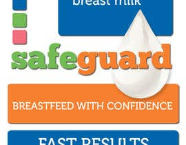 #8 untuk Create Print and Packaging Designs for breastmilk alcohol test oleh tazsaragi