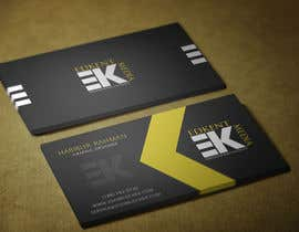 #56 cho Design/Redesign A Business Card bởi Habib919000