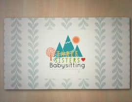 #45 for Design a Logo for Three Sisters Babysitting af Hanarosli1408