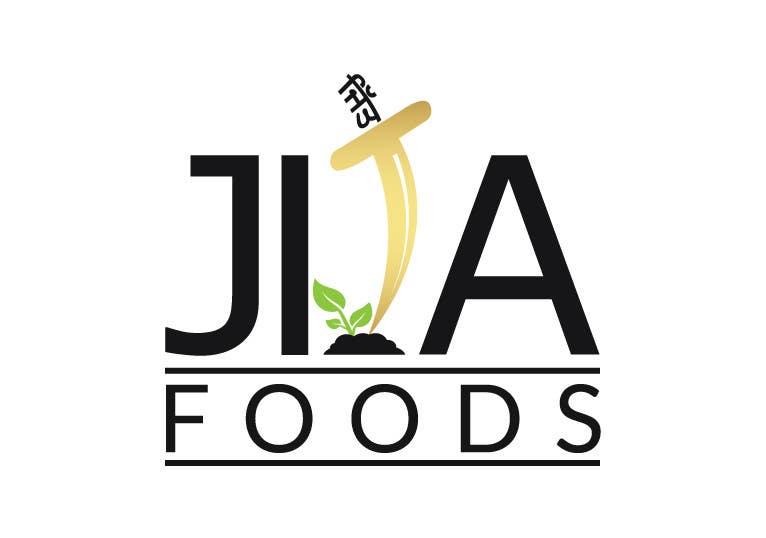 Inscrição nº 209 do Concurso para JITA FOODS