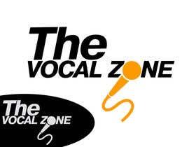 #26 for Design a Logo for The Vocal Zone af Christina850
