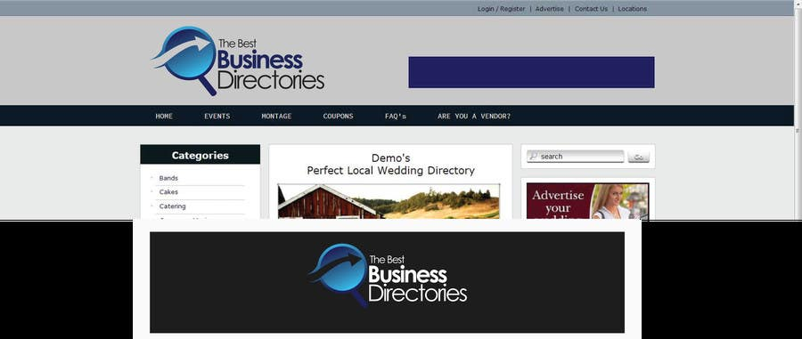 Konkurrenceindlæg #15 for Design a Logo for a Business Directory