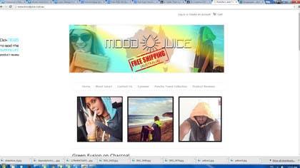 #11 cho Mood Juice Graphic Competition bởi AramDesigne