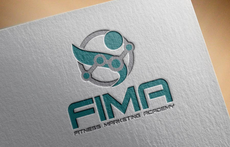 Penyertaan Peraduan #27 untuk Design a Logo for FIMA (Fitness Marketing Academy)