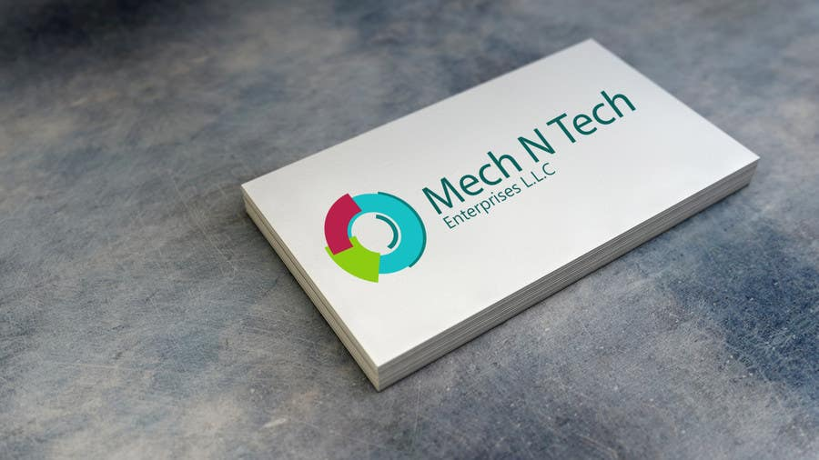 Kilpailutyö #5 kilpailussa Design a Logo for a company Mech N Tech Enterprises L.L.C