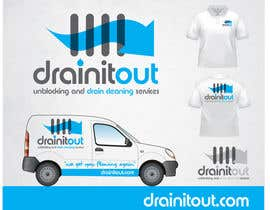 #24 for Design a LOGO and NAME for a drainage company af wavyline