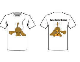 #22 para Design a T-Shirt for animal rescue por satgraphic
