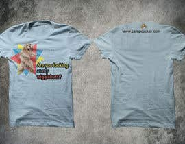 #27 para Design a T-Shirt for animal rescue por armanlim