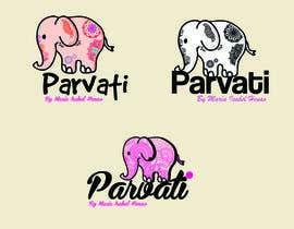 #15 for Diseño Logo Parvati af mirnaspin
