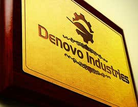 #51 para Develop a Corporate Identity for Denovo Industries por Olywebart