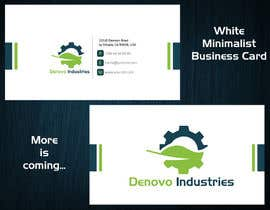 #61 para Develop a Corporate Identity for Denovo Industries por Olywebart